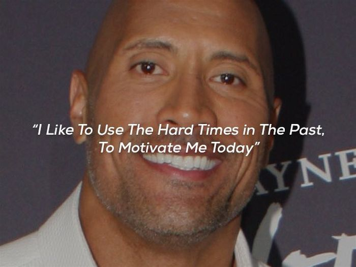 Dwayne 'The Rock' Johnson Quotes