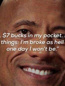 Dwayne 'The Rock' Johnson Quotes