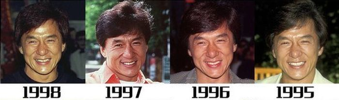 How Jackie Chan Has Changed