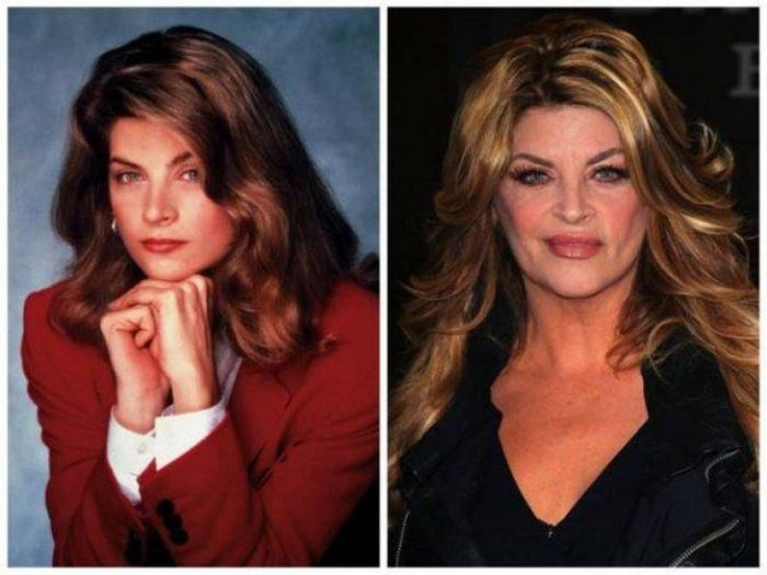 Celebs Then And Now, part 2