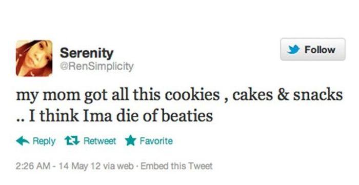 Funny Stuff On Twitter