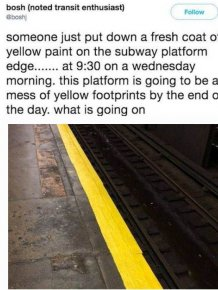 Subway Paint Fail