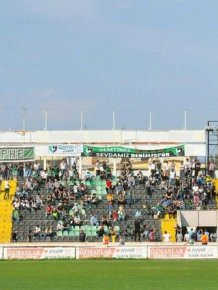 Fan Of The Turkish Soccer Team Denizlispor Was Banned For A Year From Visiting The Stadium. Not A Big Deal