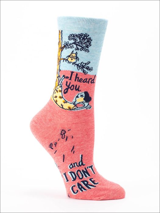 Socks With Brutally Honest Messages