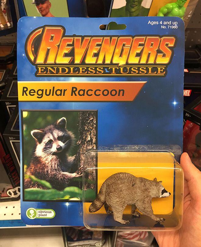 Hilarious Bootleg Avengers