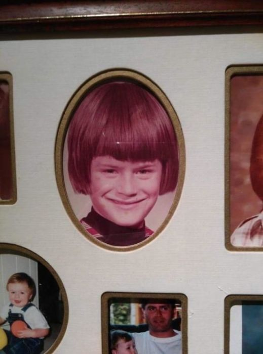 People Share Their Most Embarrassing Childhood Photos