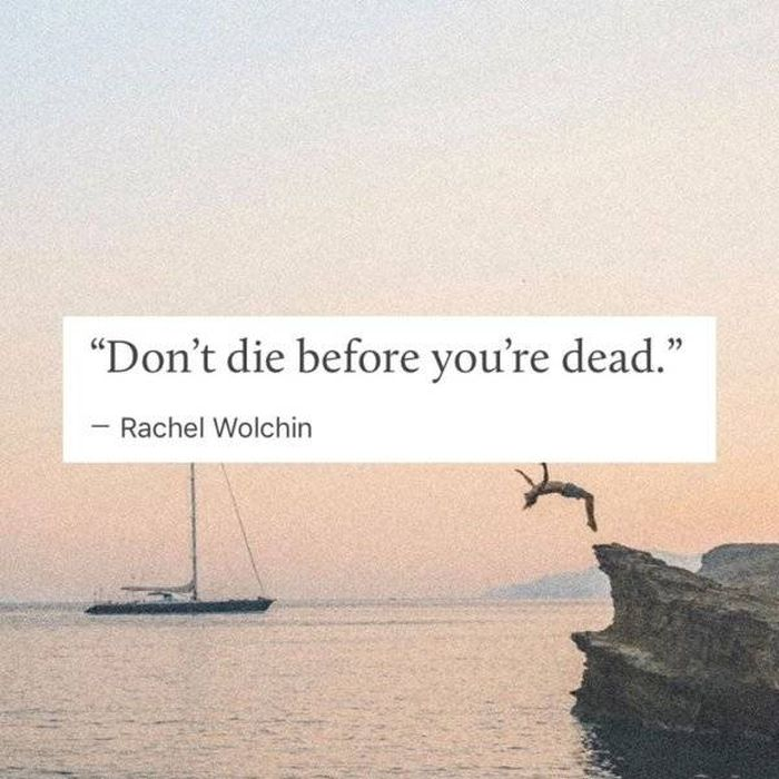 Your Daily Dose O Motivation