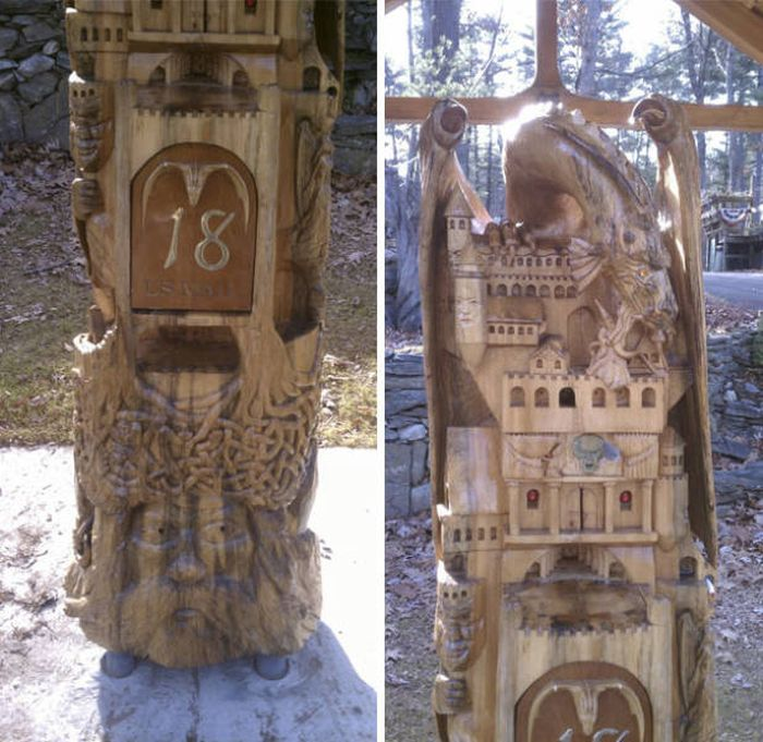 Awesome Mailboxes