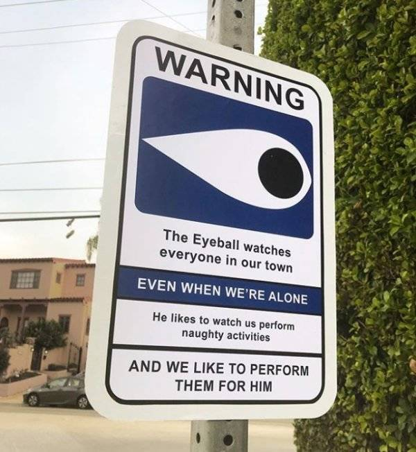 Funny Fake Signs