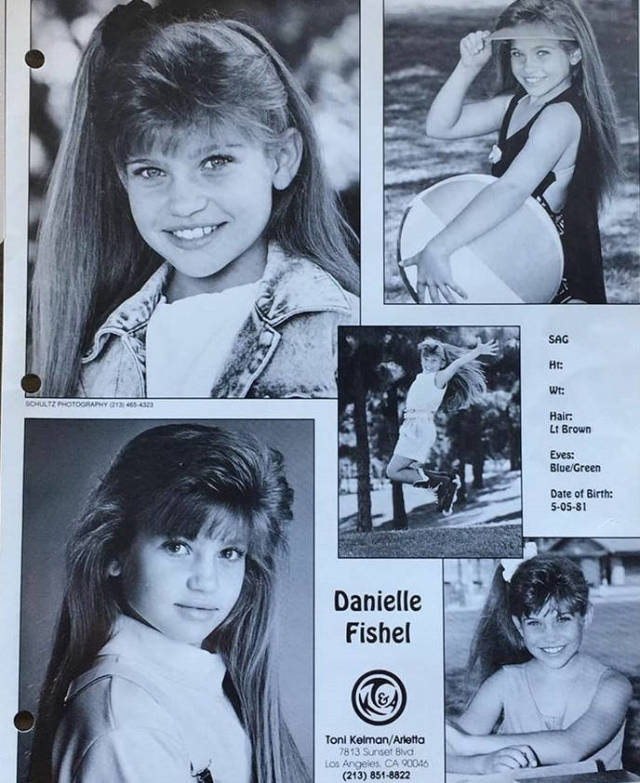 When Celebs Were Young