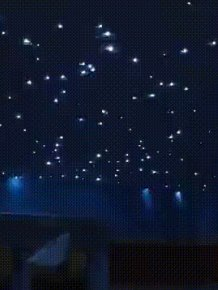 How To Make A Starry Sky In Kid's Bedroom