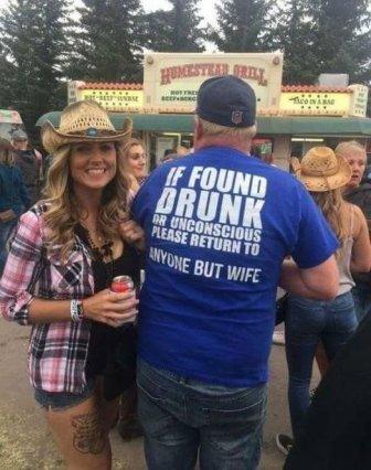 People Love Being Drunk