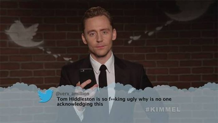 The Avengers Are Helpless Against Mean Tweets