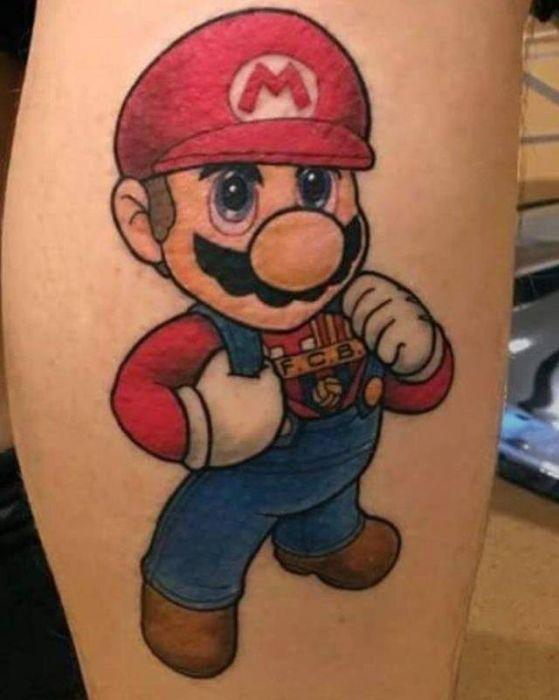 Nostalgia In Tattoos