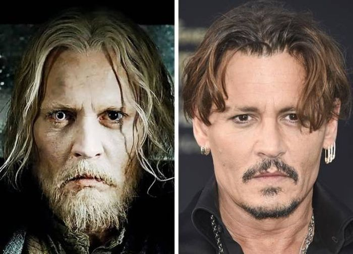 How Actors Change For Their Roles