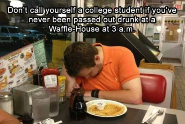 College Years Are Awesome Years