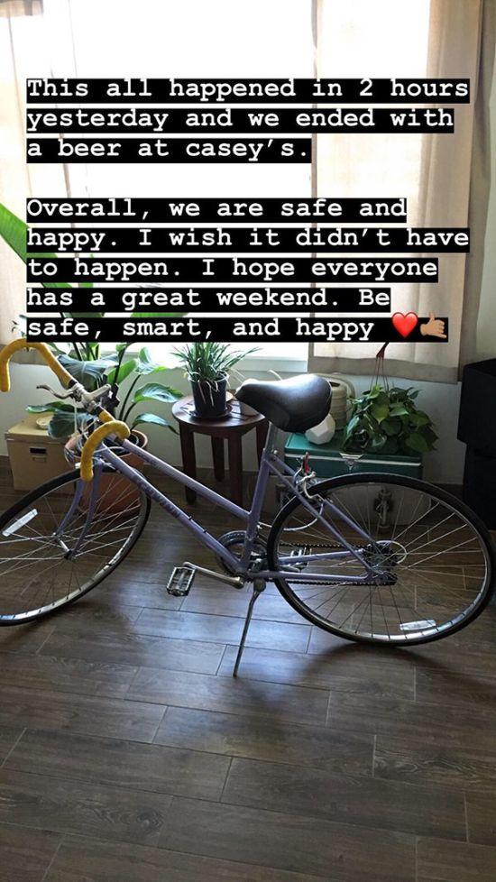 Guy Asks For Help Finding His Girlfriends Stolen Bike
