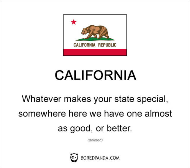 Americans Describe Their Home States In One Sentence