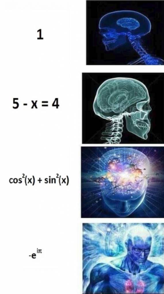 Jokes For Those Who Know Math