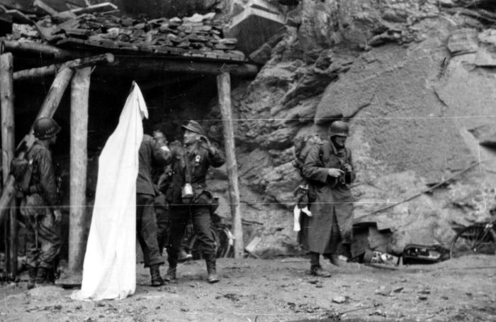 POW In WWII