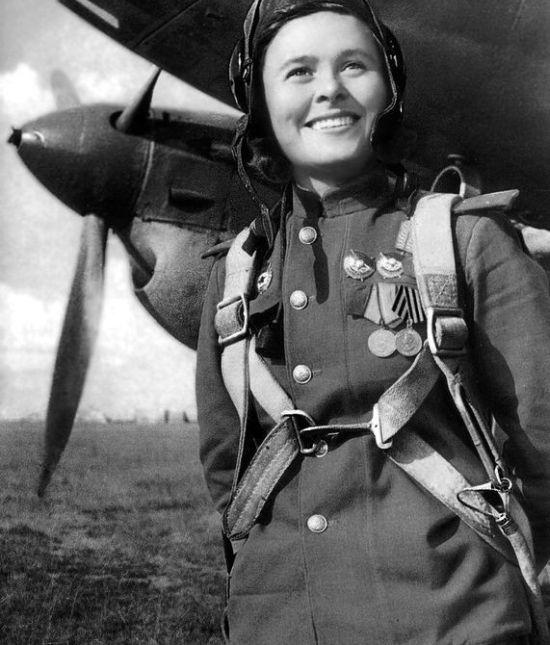 Soviet Girls in WWII