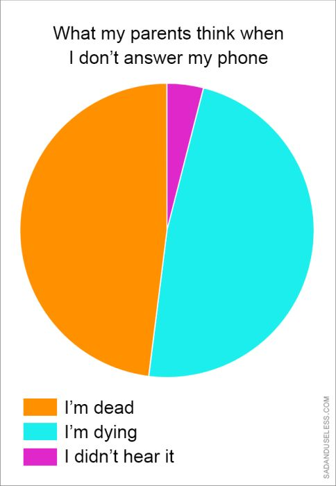 Useful Pie Charts