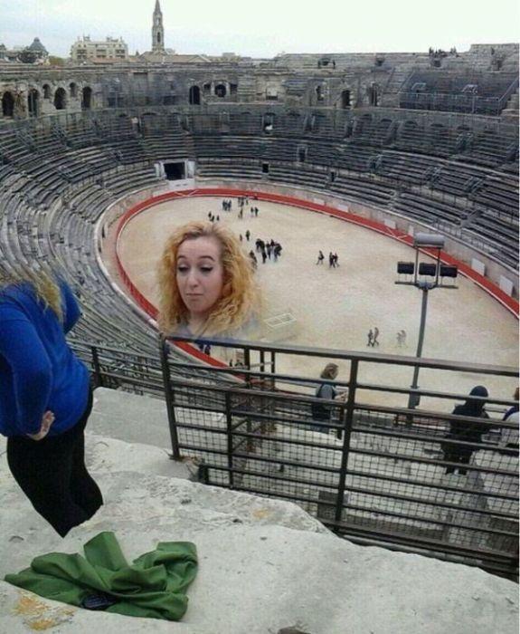 Scary Panorama Fails
