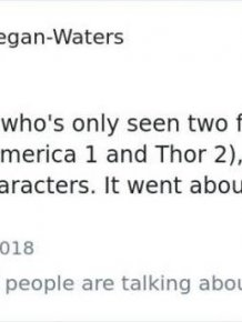 "You Have To Know The ""Infinity War"" Characters To Not Name Them In Such A Funny Way"