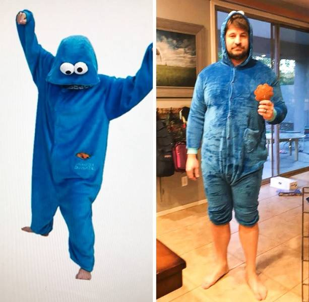Expectations Vs Reality In Online Shopping