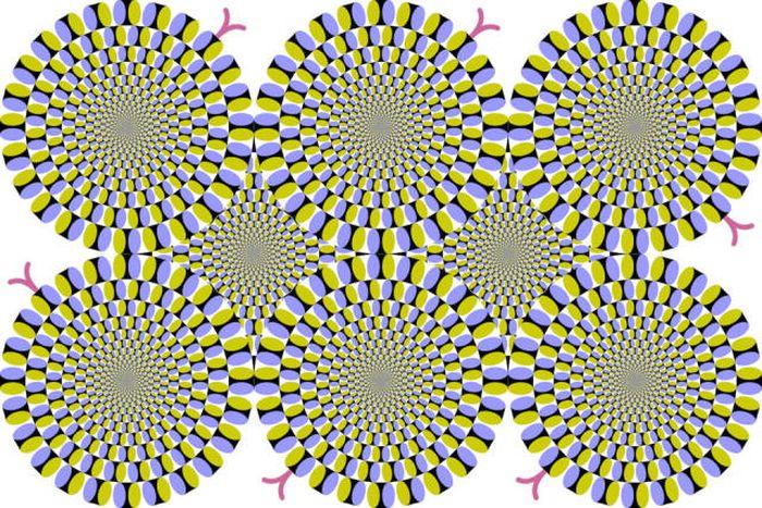 Optical Illusions, part 3