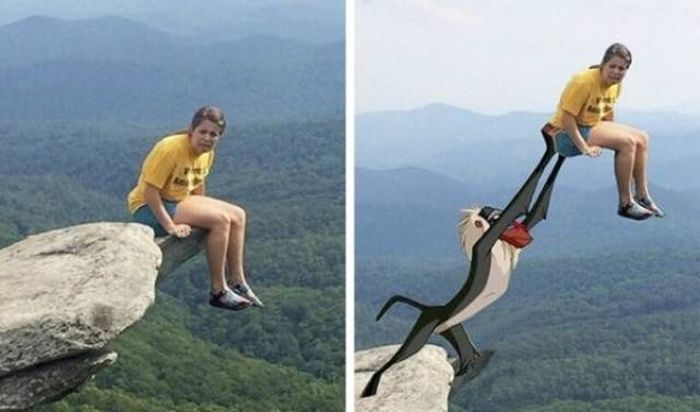 Funny Photoshops, part 5