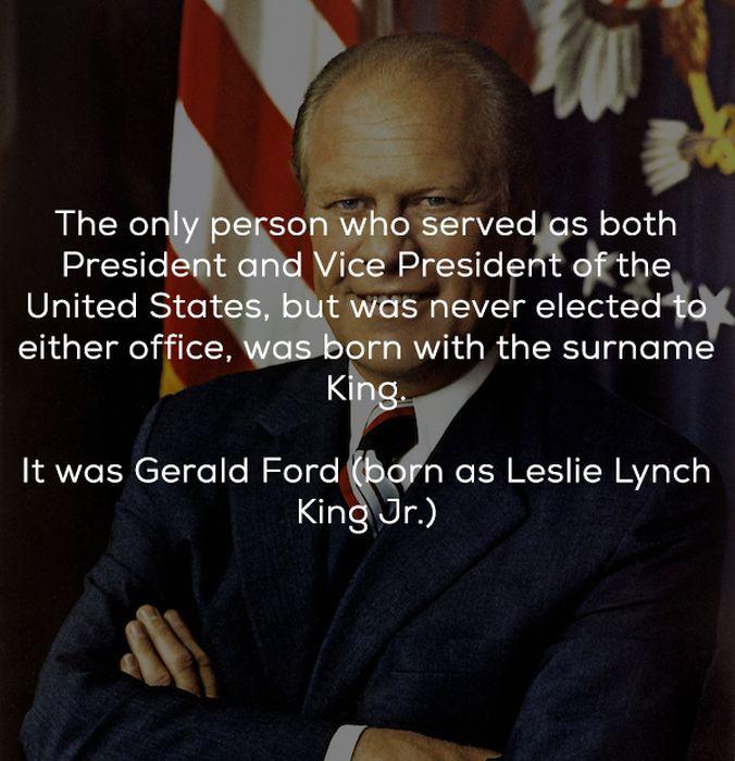 Unbelievable Facts, part 7