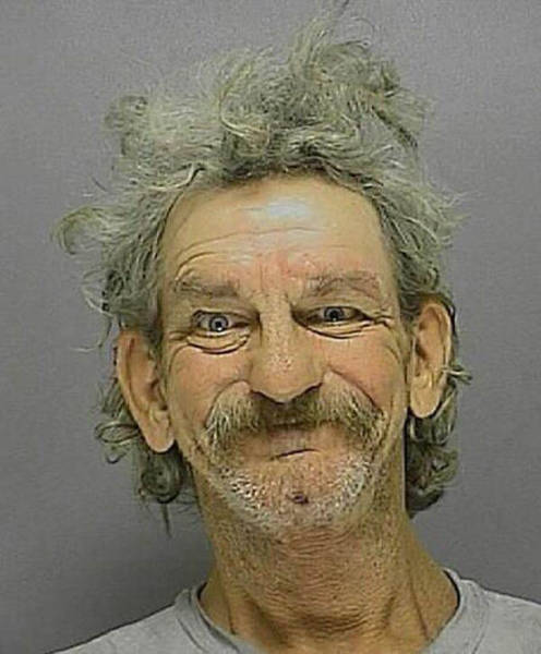 These Mugshots Prove That People In Florida Are Different