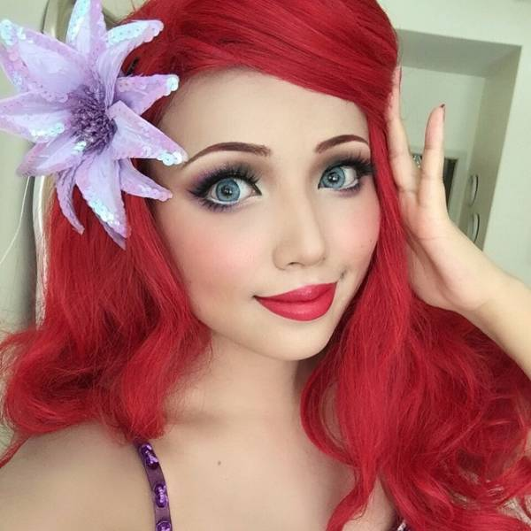A Makeup Magician