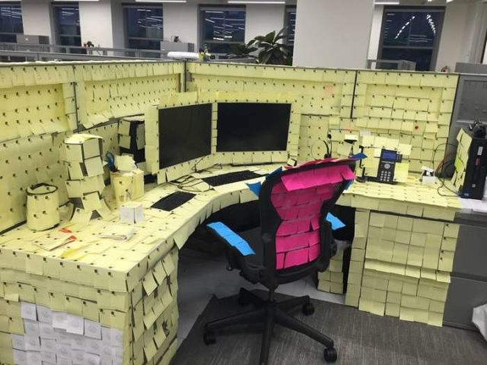 This Is How You Do A Good Prank
