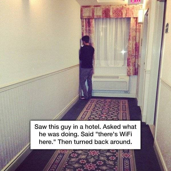 When Hotels Are Not So Good