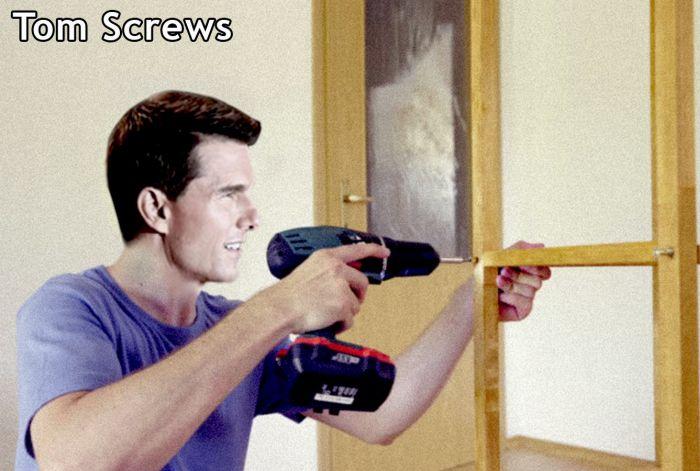 Tom Cruise Puns
