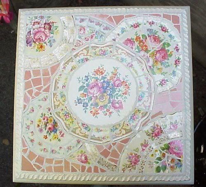 Broken Plates Art