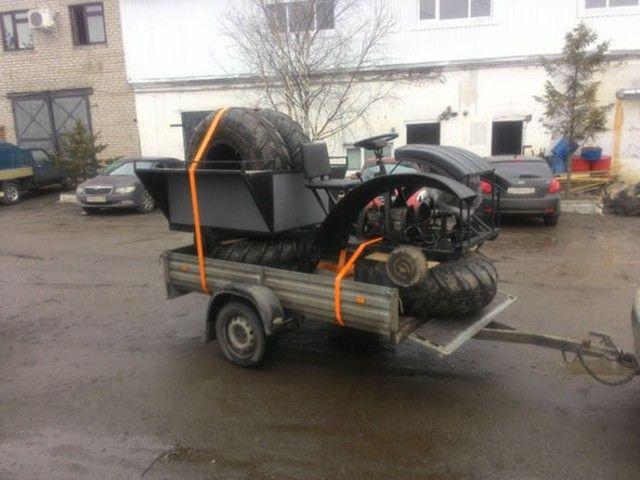 Russian ATV