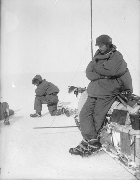 Rare Photos Of First Australasian Antarctic Expedition Taken 100 Years Ago