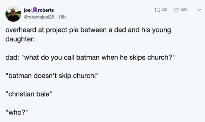 Funny Stuff Overheard