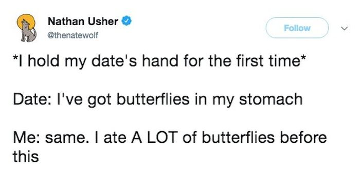 Funny Tweets About Dating