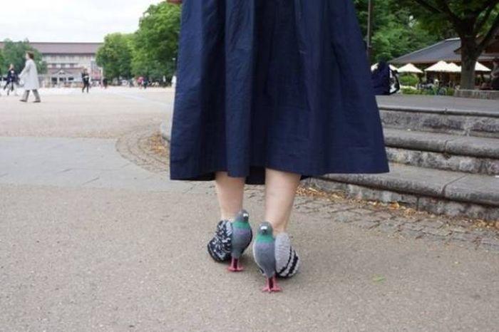 Strange Fashion, part 6