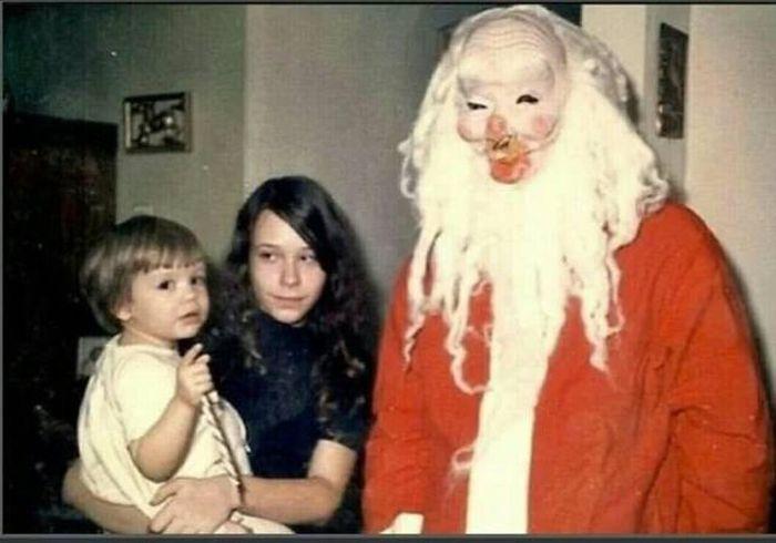 It's Creepy, Scary, Strange