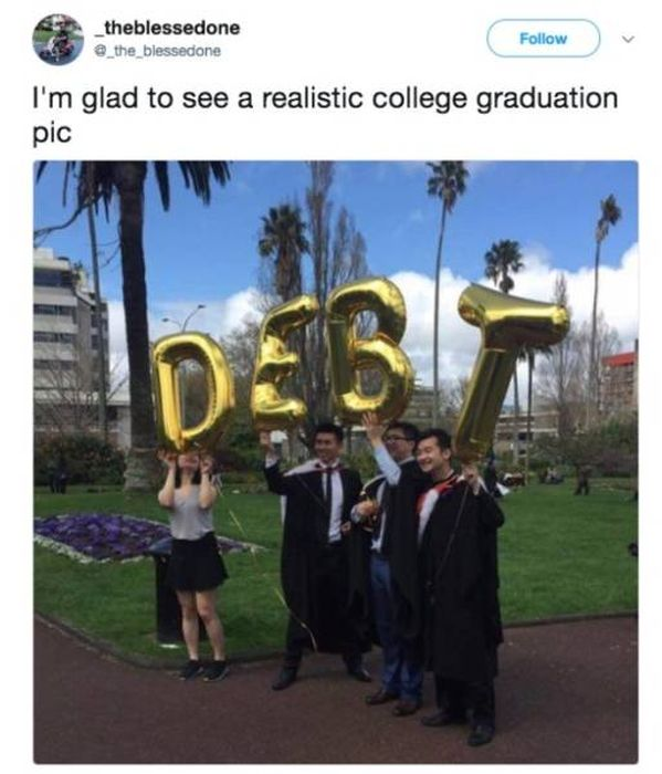 Graduation Is A Trap