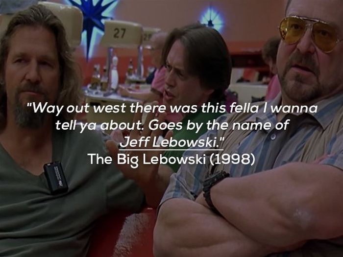 The Best Opening Lines In The History Of Film