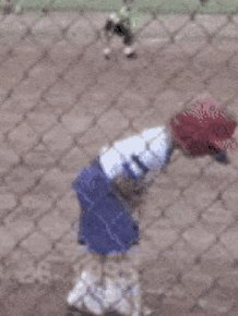 Softball Can Be Brutal