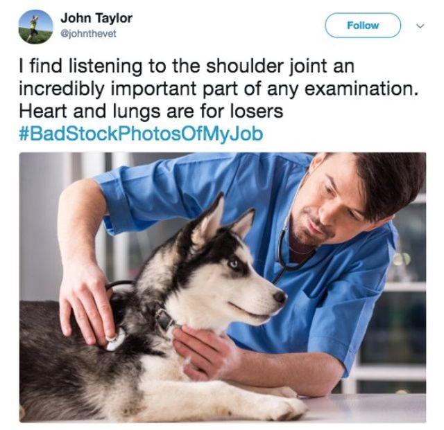 Bad Stock Photos Of My Job