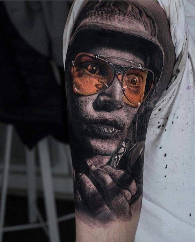 Hyperrealistic Tattoos, part 2