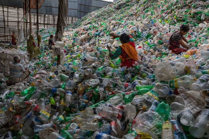 Plastic Is Harmful For Our Planet